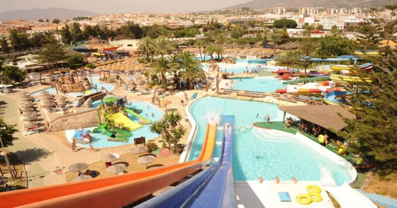 El parque acuático AquaMijas estrena página web