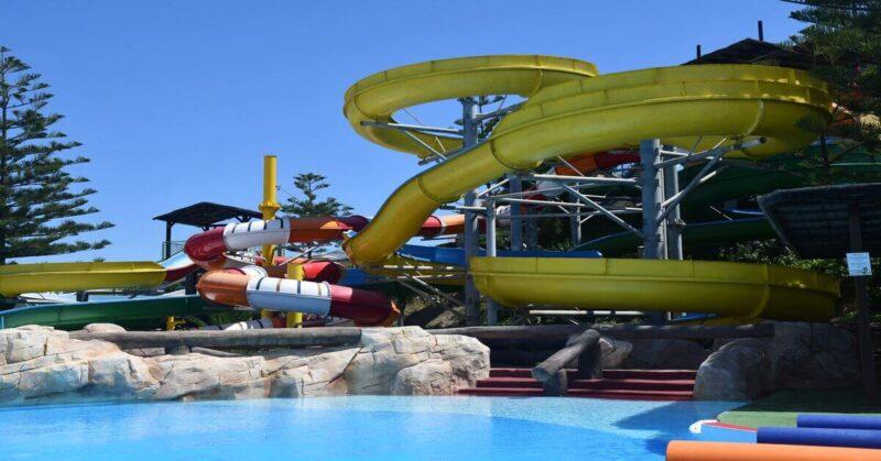 Las atracciones más divertidas y rápidas del parque acuático AquaMIjas